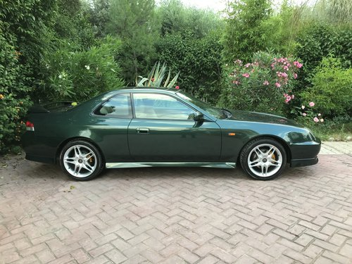 1999 Honda Prelude 2.2  motegi manual 4ws For Sale (picture 1 of 6)