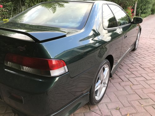 1999 Honda Prelude 2.2  motegi manual 4ws For Sale (picture 4 of 6)