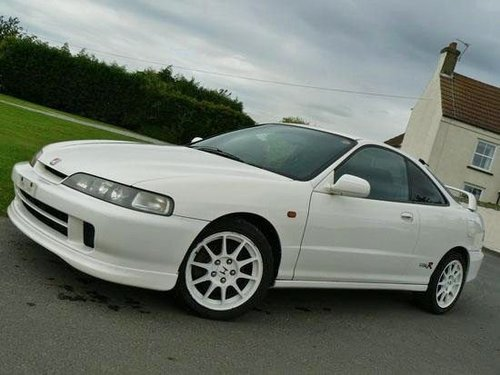 1999 Honda Integra 1.8 Type-R - DC2 - Available to Order. For Sale (picture 3 of 5)
