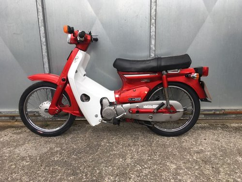 1981 HONDA C90 C 90 CUB ELECTRIC START SIMPLY LOVLEY! CLASSIC  For Sale (picture 2 of 5)