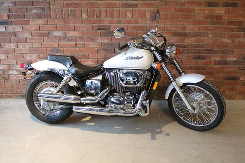 2003 Honda VT750DCA3 Shadow Spirit - Only 644 miles For Sale (picture 2 of 6)