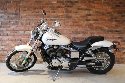 2003 Honda VT750DCA3 Shadow Spirit - Only 644 miles For Sale (picture 4 of 6)