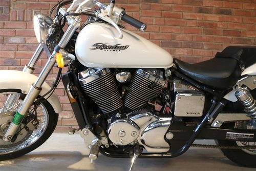 2003 Honda VT750DCA3 Shadow Spirit - Only 644 miles For Sale (picture 5 of 6)