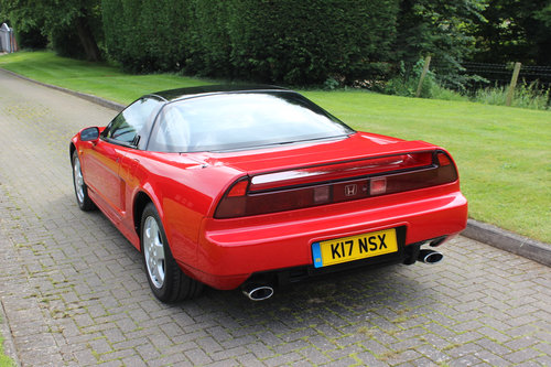 HONDA NSX COUPE MANUAL (1993)  For Sale (picture 3 of 6)
