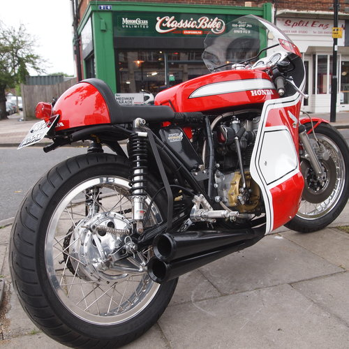 1977 CB750 / CR750 Tribute Replica, You Must See. For Sale (picture 1 of 6)
