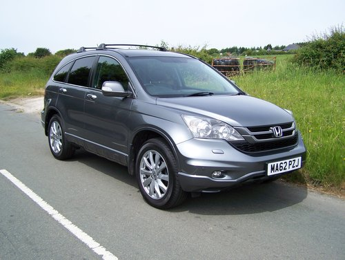 2012(62) HONDA CR-V 2.2 EX I-DTEC ONE OWNER FULL HISTORY SOLD (picture 1 of 6)
