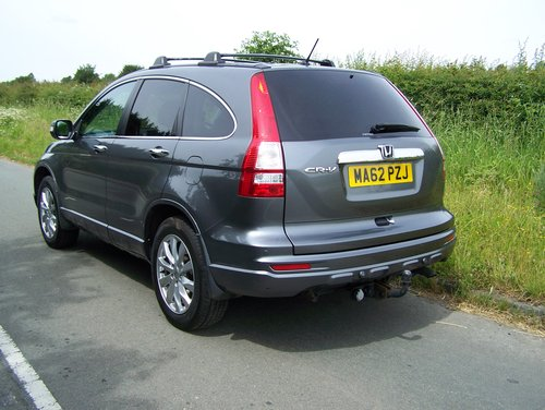 2012(62) HONDA CR-V 2.2 EX I-DTEC ONE OWNER FULL HISTORY SOLD (picture 2 of 6)