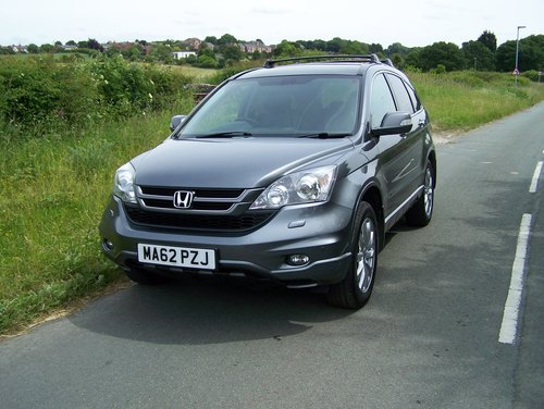 2012(62) HONDA CR-V 2.2 EX I-DTEC ONE OWNER FULL HISTORY SOLD (picture 3 of 6)