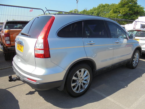 2011 11 PLATE HONDA CRV BARGIN JUST £3,995 146,000 MILES SOUND For Sale (picture 1 of 6)