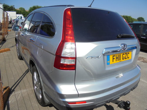 2011 11 PLATE HONDA CRV BARGIN JUST £3,995 146,000 MILES SOUND For Sale (picture 4 of 6)