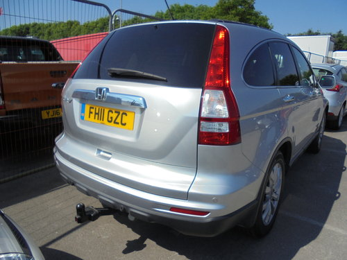 2011 11 PLATE HONDA CRV BARGIN JUST £3,995 146,000 MILES SOUND For Sale (picture 6 of 6)