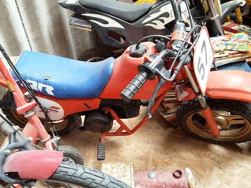 honda qr50 1987 For Sale (picture 1 of 3)