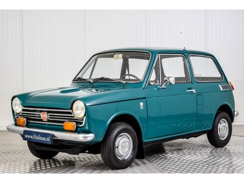 1971 Honda N600 Touring For Sale (picture 1 of 6)