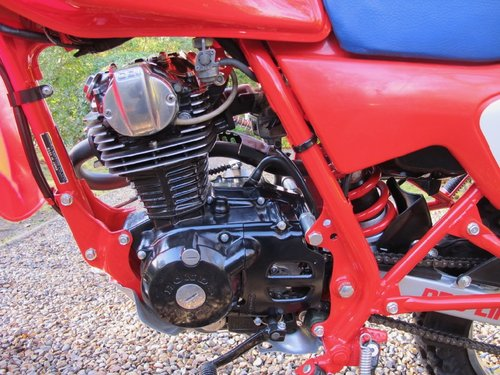 Honda XL125 R 1987 For Sale (picture 4 of 6)