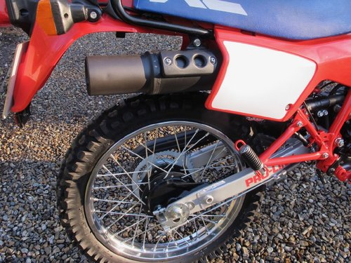 Honda XL125 R 1987 For Sale (picture 6 of 6)