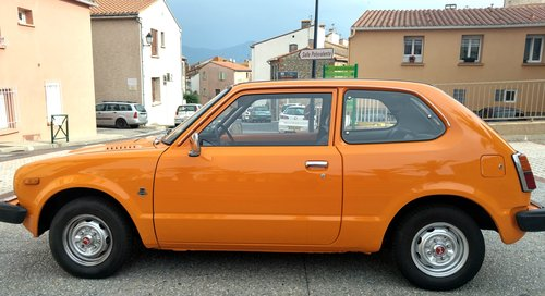 1979 Honda CIVIC mk1 excel condition (z600 s800) For Sale (picture 1 of 6)