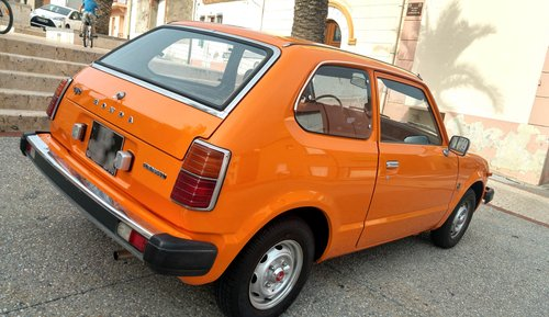 1979 Honda CIVIC mk1 excel condition (z600 s800) For Sale (picture 2 of 6)