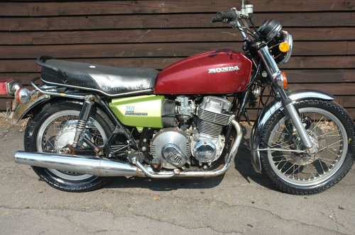 Honda CB750 A CB 750 Automatic 1976 US BARN FIND excellent For Sale (picture 1 of 6)