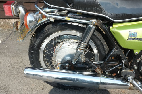Honda CB750 A CB 750 Automatic 1976 US BARN FIND excellent For Sale (picture 2 of 6)