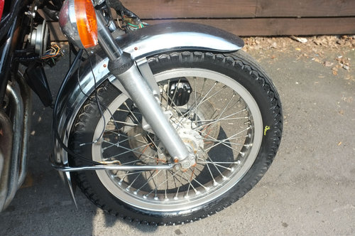 Honda CB750 A CB 750 Automatic 1976 US BARN FIND excellent For Sale (picture 4 of 6)