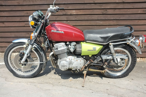 Honda CB750 A CB 750 Automatic 1976 US BARN FIND excellent For Sale (picture 6 of 6)