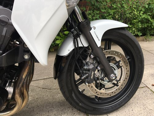2014 Honda CBF1000 FA, 9,400 miles, Mint Condition  For Sale (picture 4 of 6)