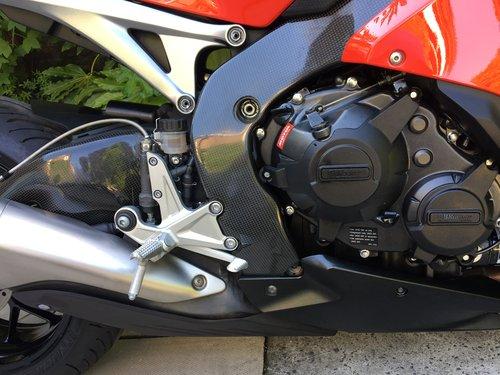 2012 Honda CBR 1000 RR Fireblade 20th Anniversary Edition, 9150m SOLD (picture 4 of 6)