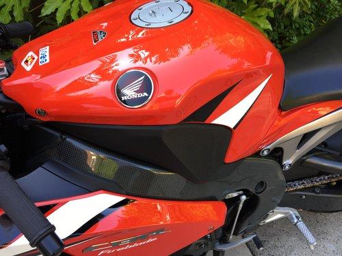 2012 Honda CBR 1000 RR Fireblade 20th Anniversary Edition, 9150m SOLD (picture 6 of 6)