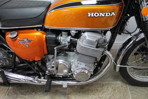 1974 Honda 750/4 OHC K2 Which ran up to 1976 in the UK   SOLD (picture 2 of 6)