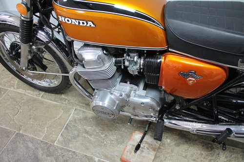 1974 Honda 750/4 OHC K2 Which ran up to 1976 in the UK   For Sale (picture 5 of 6)