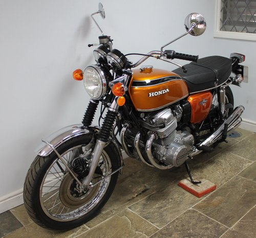 1974 Honda 750/4 OHC K2 Which ran up to 1976 in the UK   For Sale (picture 6 of 6)