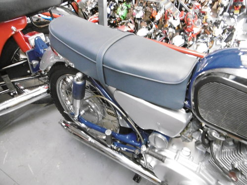 1966 Honda CB160 Stunning original condition UK bike  SOLD (picture 4 of 6)