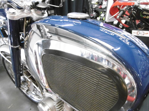 1966 Honda CB160 Stunning original condition UK bike  SOLD (picture 6 of 6)