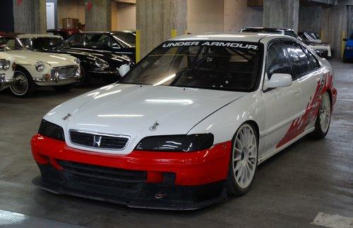 1997 Honda Accord Prodrive, ex-BTCC Lukoil Team fleet For Sale (picture 1 of 4)