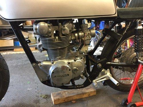 1968 Honda CB450 Black Bomber For Sale (picture 2 of 6)