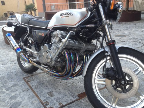1979 Honda CBX 1000, Very nice and ready to drive! For Sale (picture 1 of 4)