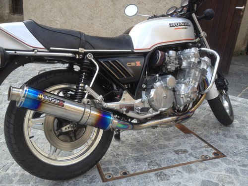 1979 Honda CBX 1000, Very nice and ready to drive! For Sale (picture 2 of 4)
