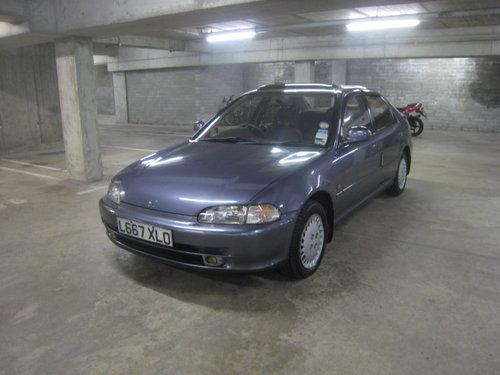 1994 Honda Civic Ferio (JDM *Genuine, Low mileage) For Sale (picture 2 of 6)