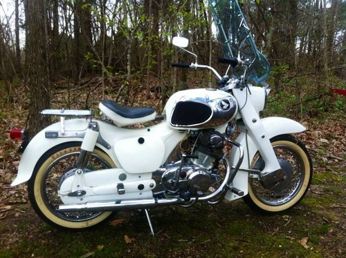 1964 HONDA CA77 For Sale (picture 1 of 1)