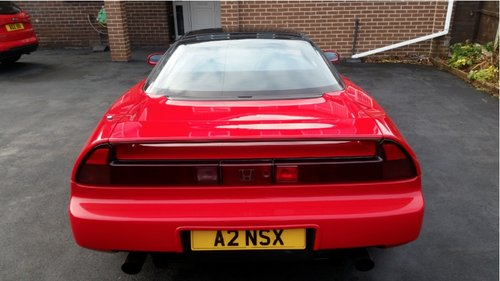 HONDA NSX 1992, 5 speed manual, UK FROM NEW SOLD (picture 4 of 6)
