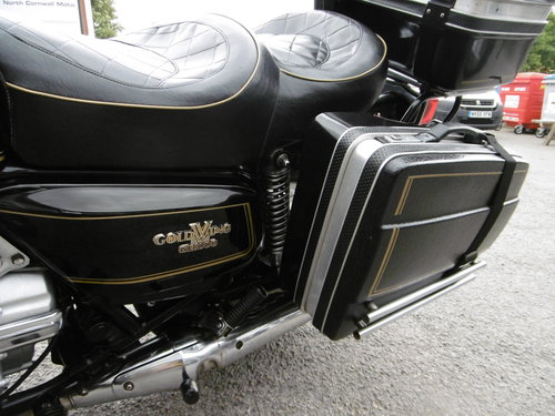 1979 Honda Goldwing GL1000 Very original great condition  SOLD (picture 5 of 6)