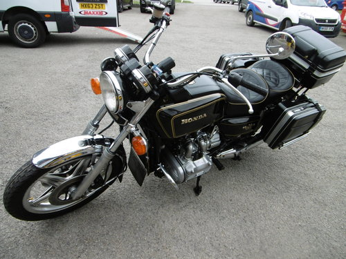 1979 Honda Goldwing GL1000 Very original great condition  SOLD (picture 6 of 6)