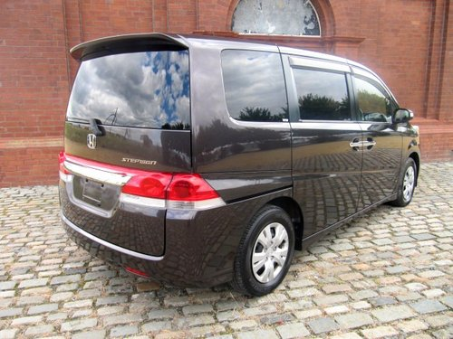 2007 HONDA STEPWAGON 2.0 AUTOMATIC * 8 SEATER DAY VAN *  For Sale (picture 2 of 6)