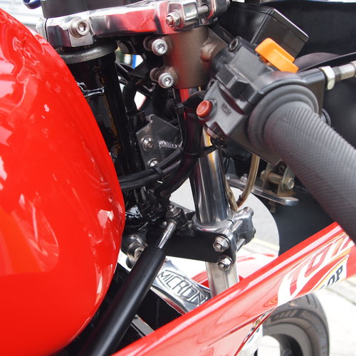 1981 CB900 F RSC. RESERVED / SOLD TO MARTIN. SOLD (picture 3 of 6)