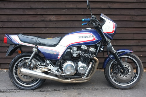Honda CB1100 F CB 1100 F 1981 Highly rare and collectable 1  SOLD (picture 1 of 6)