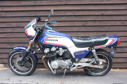 Honda CB1100 F CB 1100 F 1981 Highly rare and collectable 1  SOLD (picture 2 of 6)