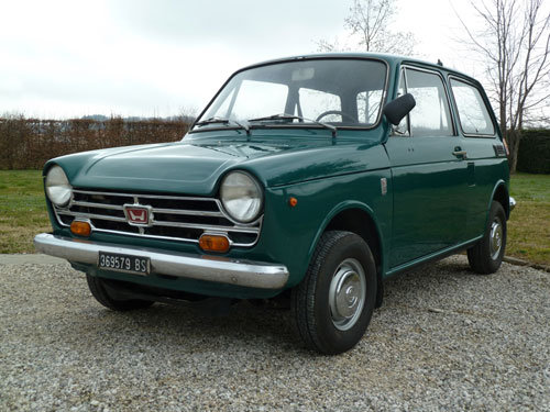 1972 Honda N360 For Sale (picture 1 of 6)