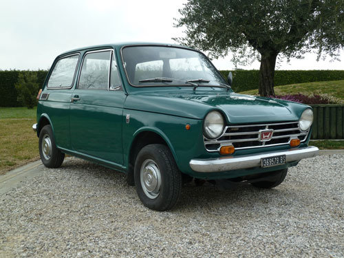 1972 Honda N360 For Sale (picture 2 of 6)