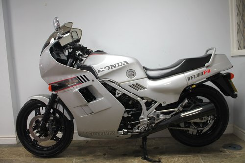 1985 Classic Rare Honda VF1000F2 Bol D'or Only 14,000 miles  SOLD (picture 1 of 6)