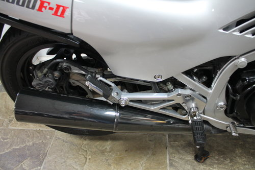 1985 Classic Rare Honda VF1000F2 Bol D'or Only 14,000 miles  SOLD (picture 3 of 6)